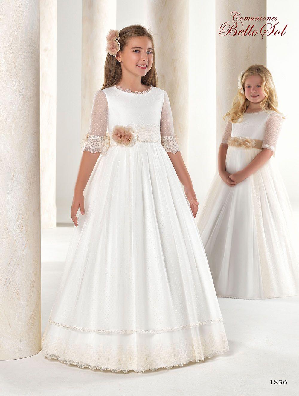 Vestidos comunion novias maria luisa valladolid
