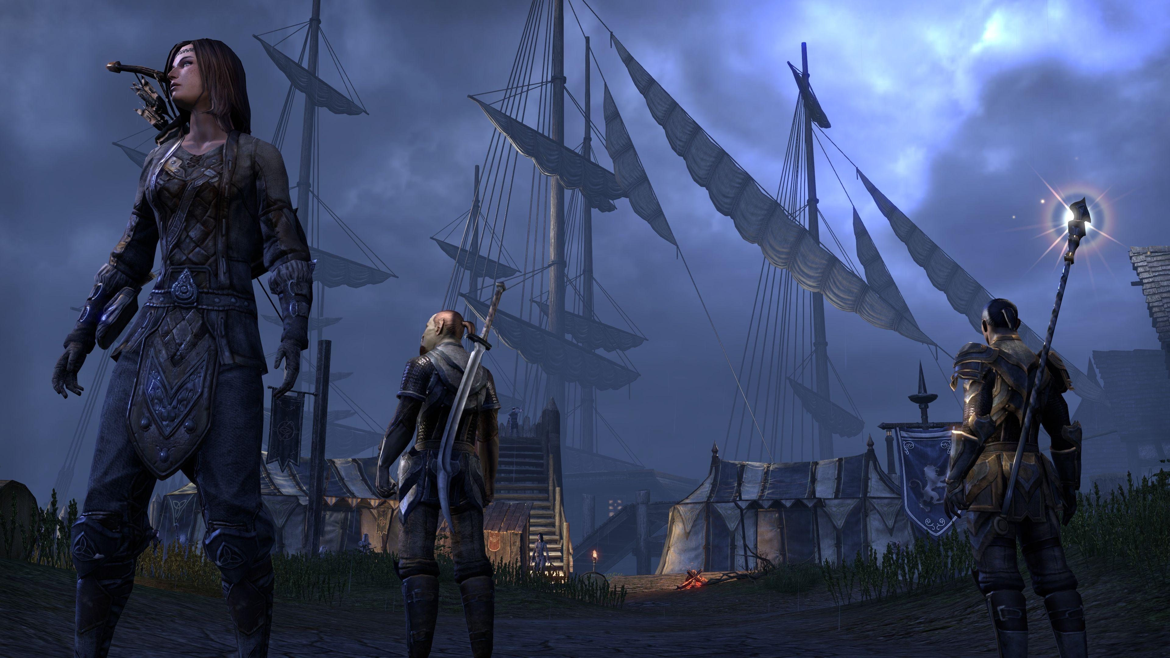 E3 Hands On With Elder Scrolls Online Elder Scrolls Online Elder Scrolls Hero S Journey The elder scrolls online markarth dlc