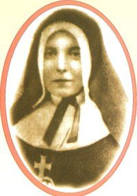 Elizabeth Prout - Mother Mary Joseph    Foundress of the Sisters of the Cross and Passion