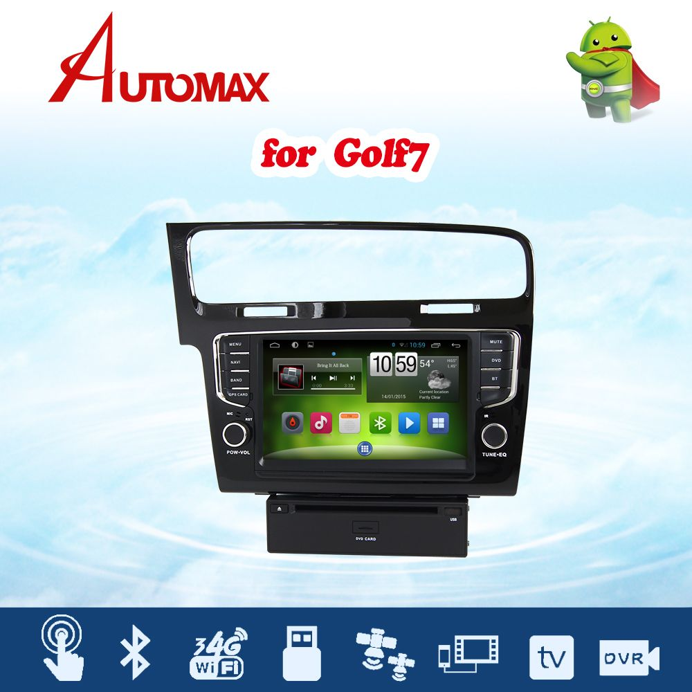 Cheap gps detection, Buy Quality gps integrated directly from China gps car tracker review Suppliers: DrivingMobileMediaInnovation For VW Golf 7 2013-20158 Inch Glonass/GPS Android 4.4 T