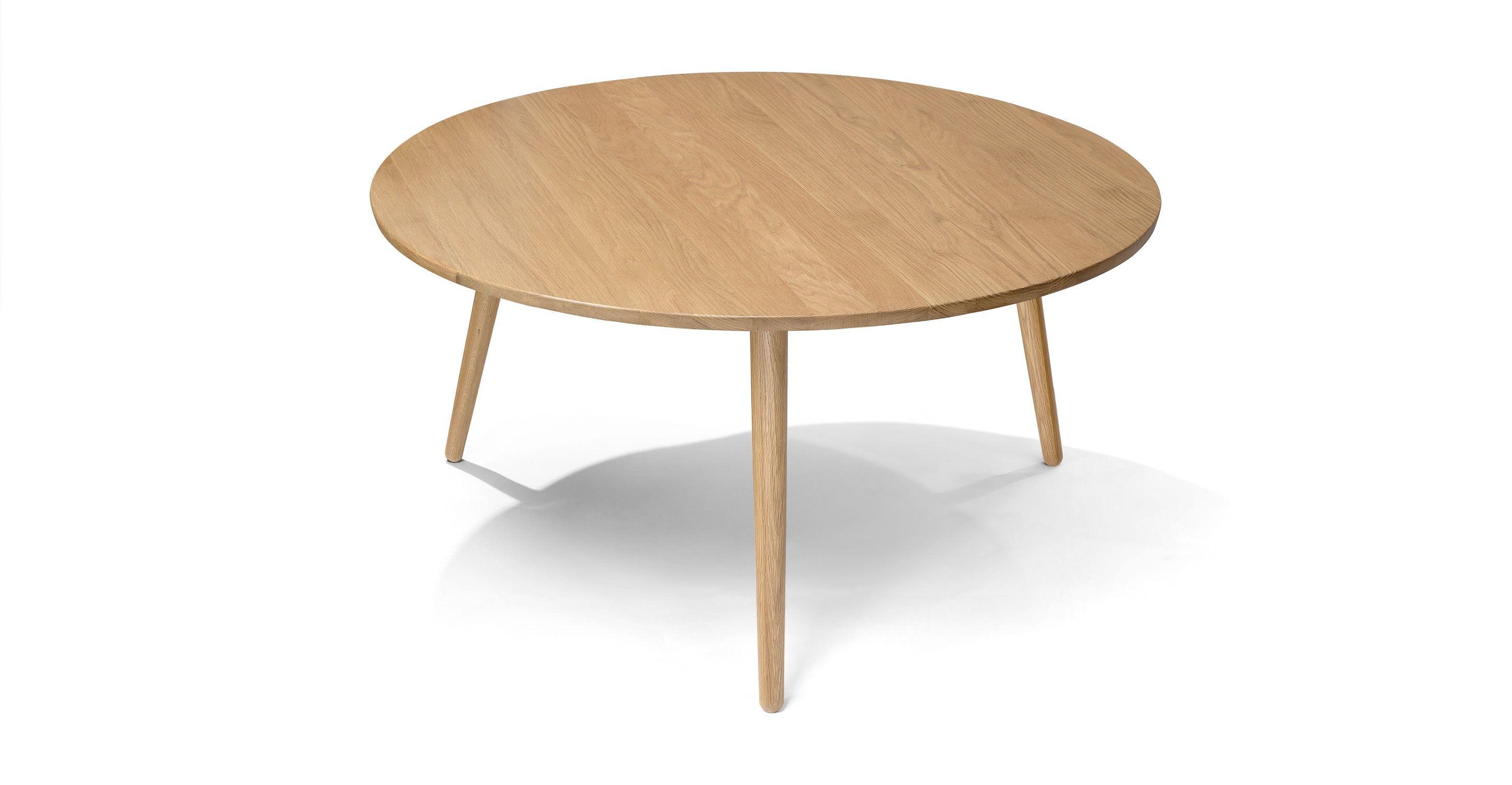 Amoeba Wild Oak Coffee Table Coffee Tables Article Modern