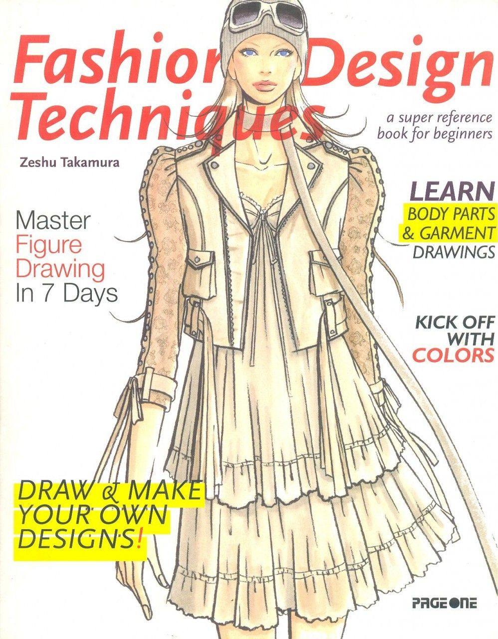 Fashion Design Techniques Fashion Drawing Drawing For Beginners Design