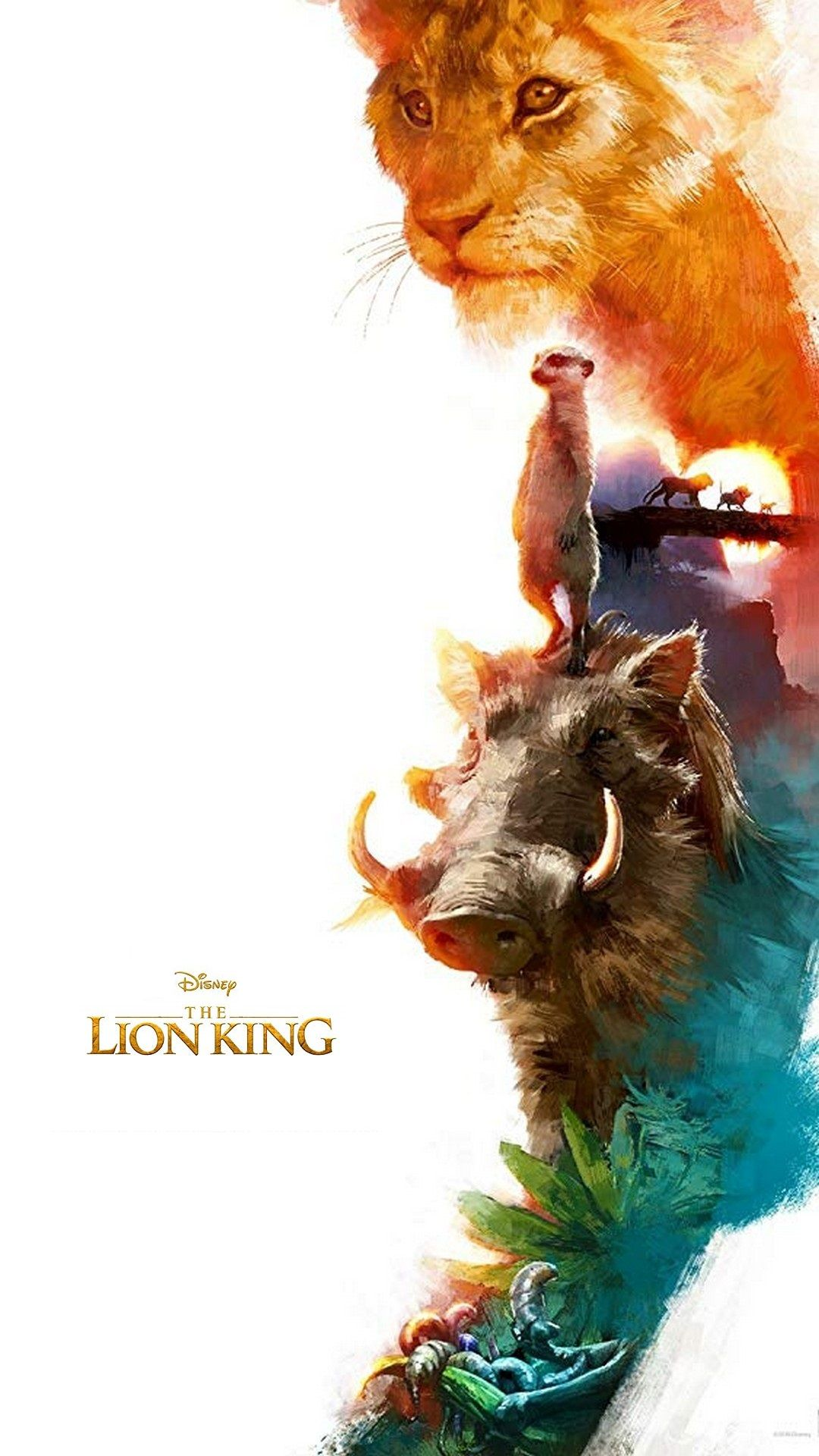 The Lion King 2019 Movie Poster Best Movie Poster Wallpaper Hd Lion King Art Lion King Movie Posters Lock screen lion king wallpaper hd 2019