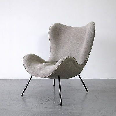 Sessel Modern mid century modern lounge chair by fritz neth lounge sessel 1950
