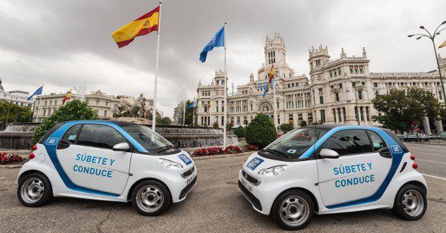 Car sharing: car2go sbarca a Madrid
