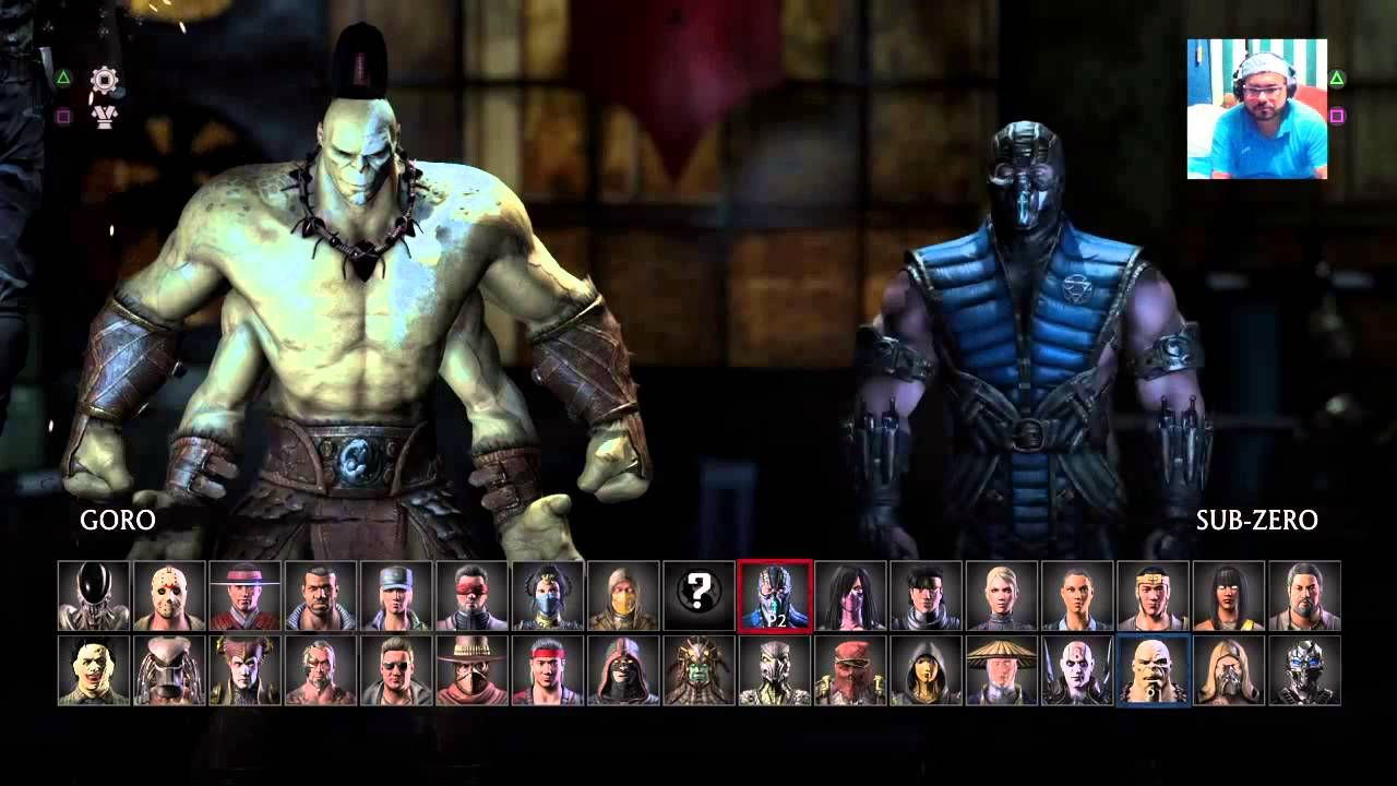 Pin Op Mortal Kombat X Hack And Cheats