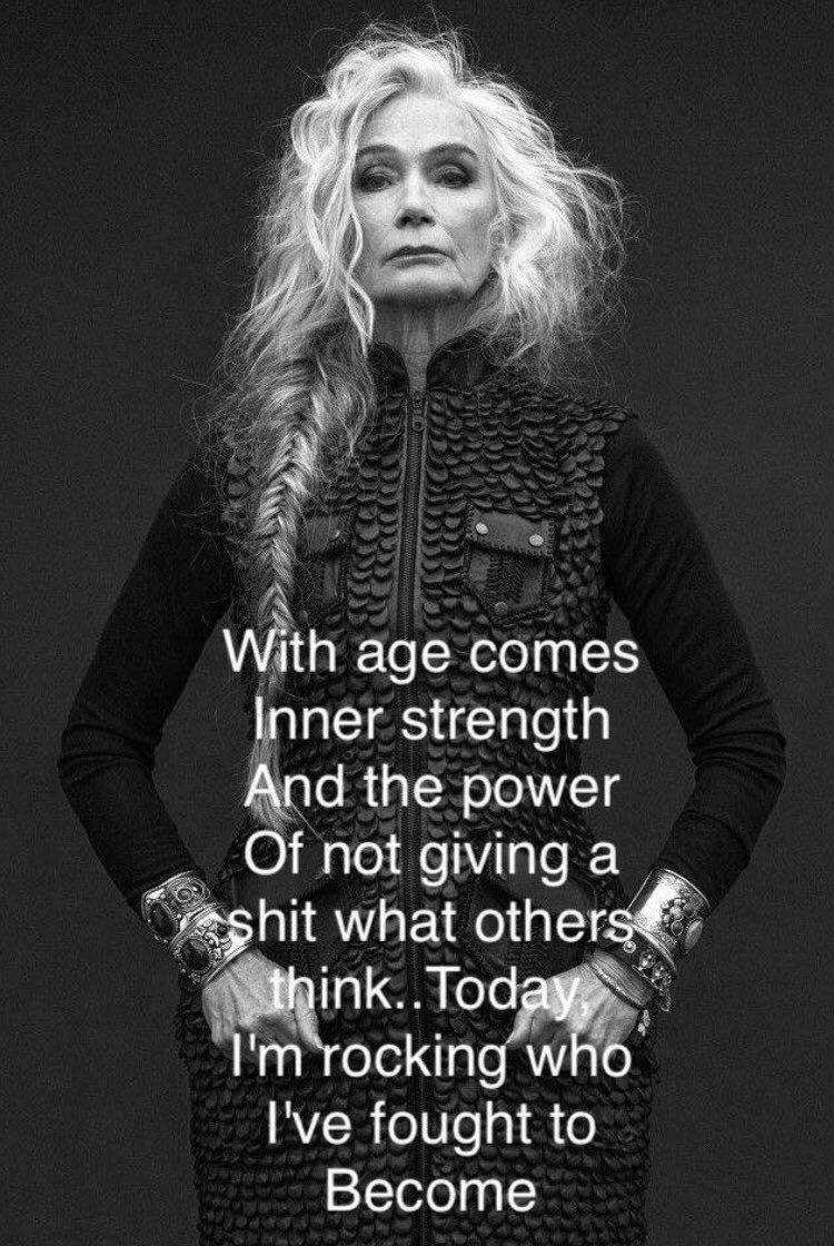 karen unrue on Twitter #aginggracefully