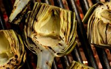 How to cook and prepare grilled artichokes
