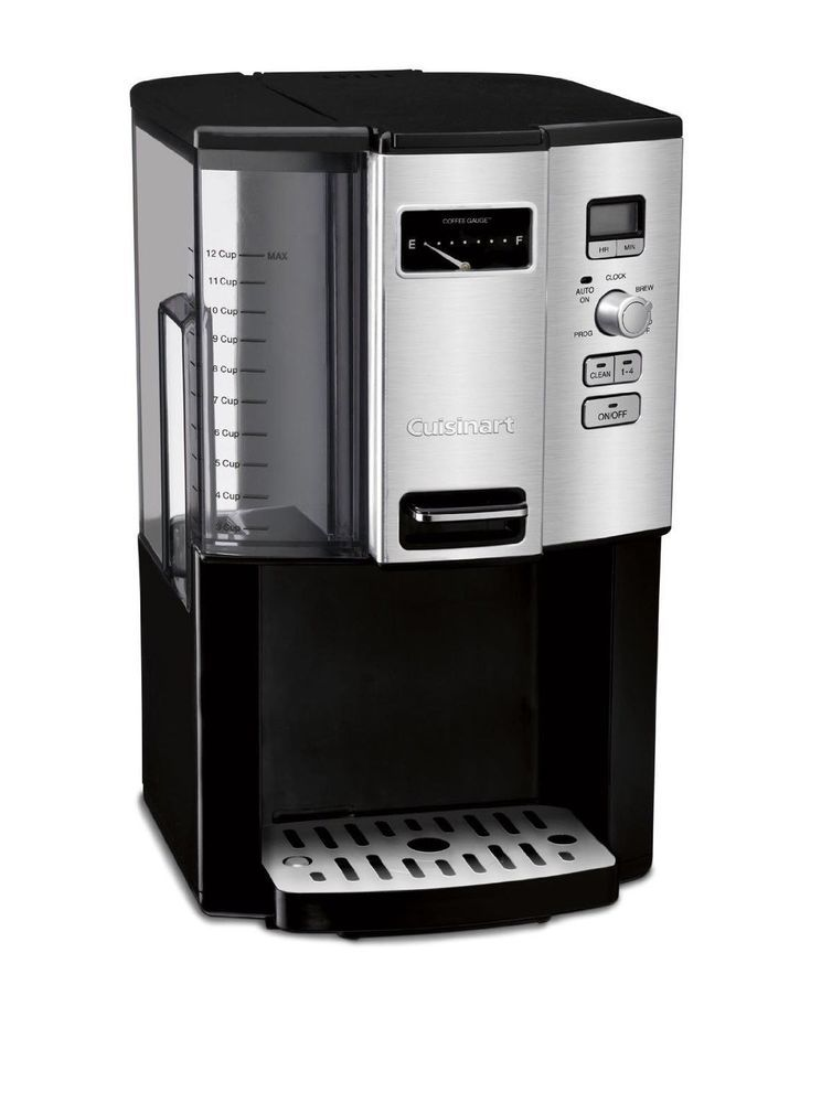 how to use cuisinart coffee maker single serve