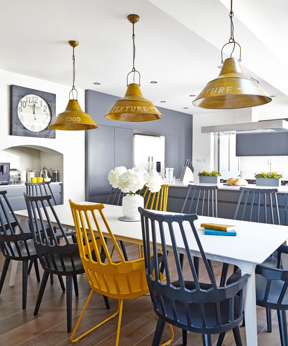 Kitchen Lighting Ideas Great Ways For Lighting A Kitchen Yellow Dining Room Grey Yellow Kitchen Yellow Kitchen Tables