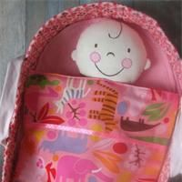 Puppen Tragetasche Tutorial Freebooktutorials Für Puppen Puppen