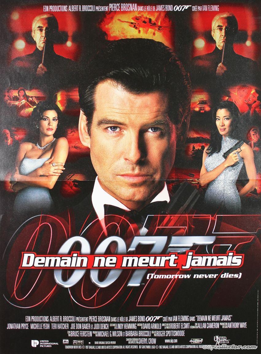 James Bond Film Complet Vf Demain Ne Meurt Jamais