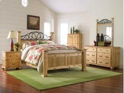 Kinglsey II Bedroom Set (especially Headboard And Tall Chest) By Welton  Furniture
