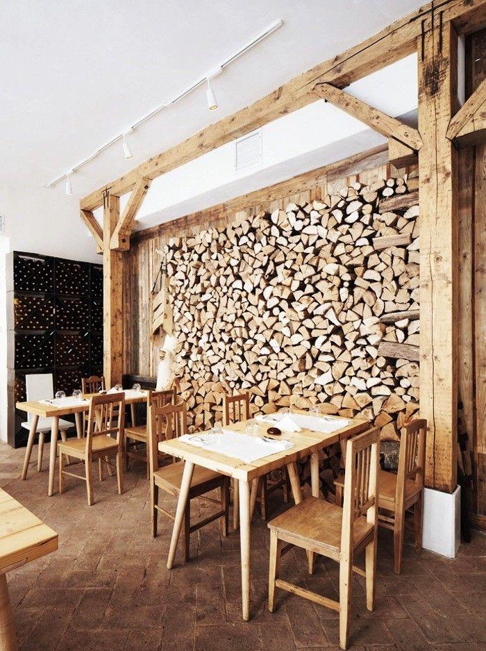 Romanian Rustic Meets Nordic Modern Remodelista Rustic Restaurant Restaurant Design Rustic Restaurant Decor