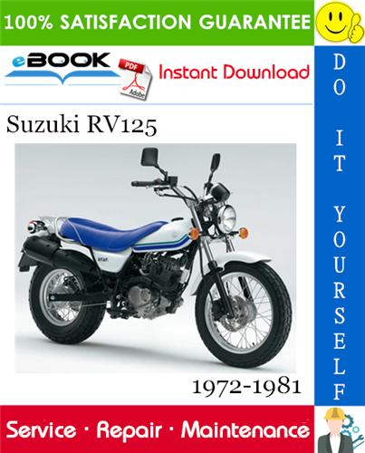 1974 Suzuki Rv125 Wiring from i.pinimg.com