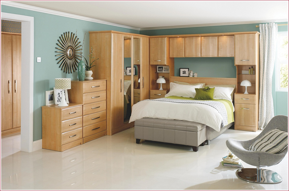 Elegante Ahorn Schlafzimmer Möbel Schlafzimmer Beliebt