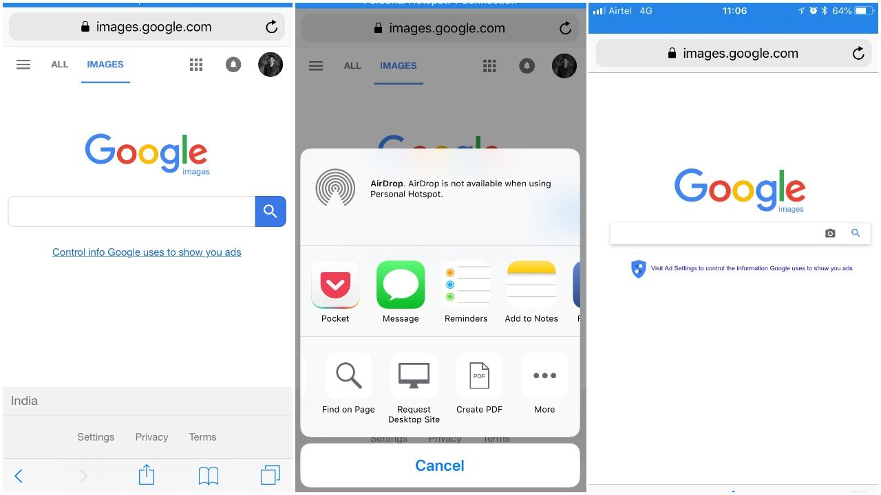How To Reverse Image Search On Iphone With Images Google