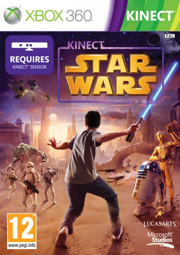 Kinect Star Wars Regionfree Espanol Xbox 360 Descargar Juegos