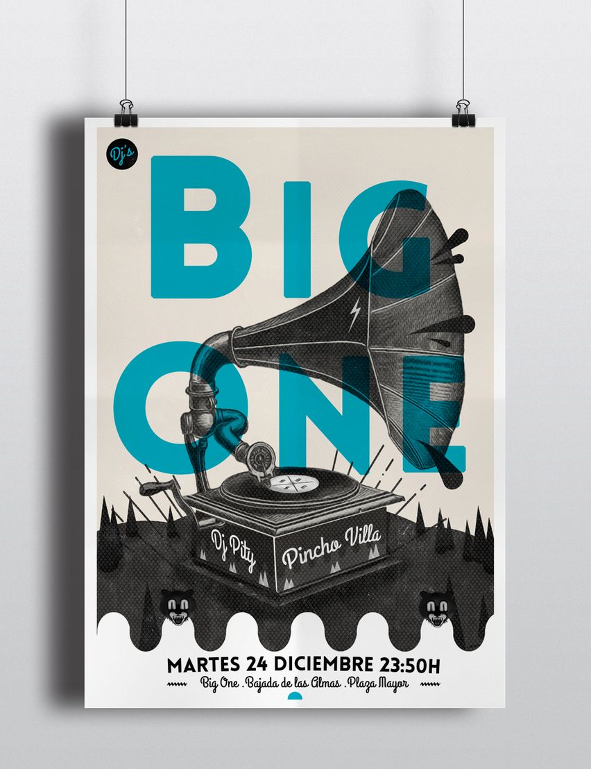 Cartel Big One Dj's