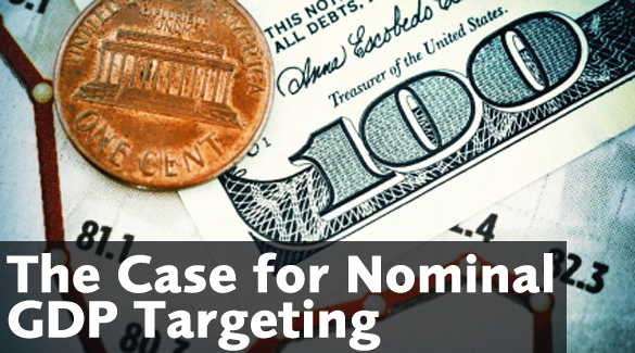"""""""NGDP targeting provides the best environment for free-market policies to flourish."""""""
