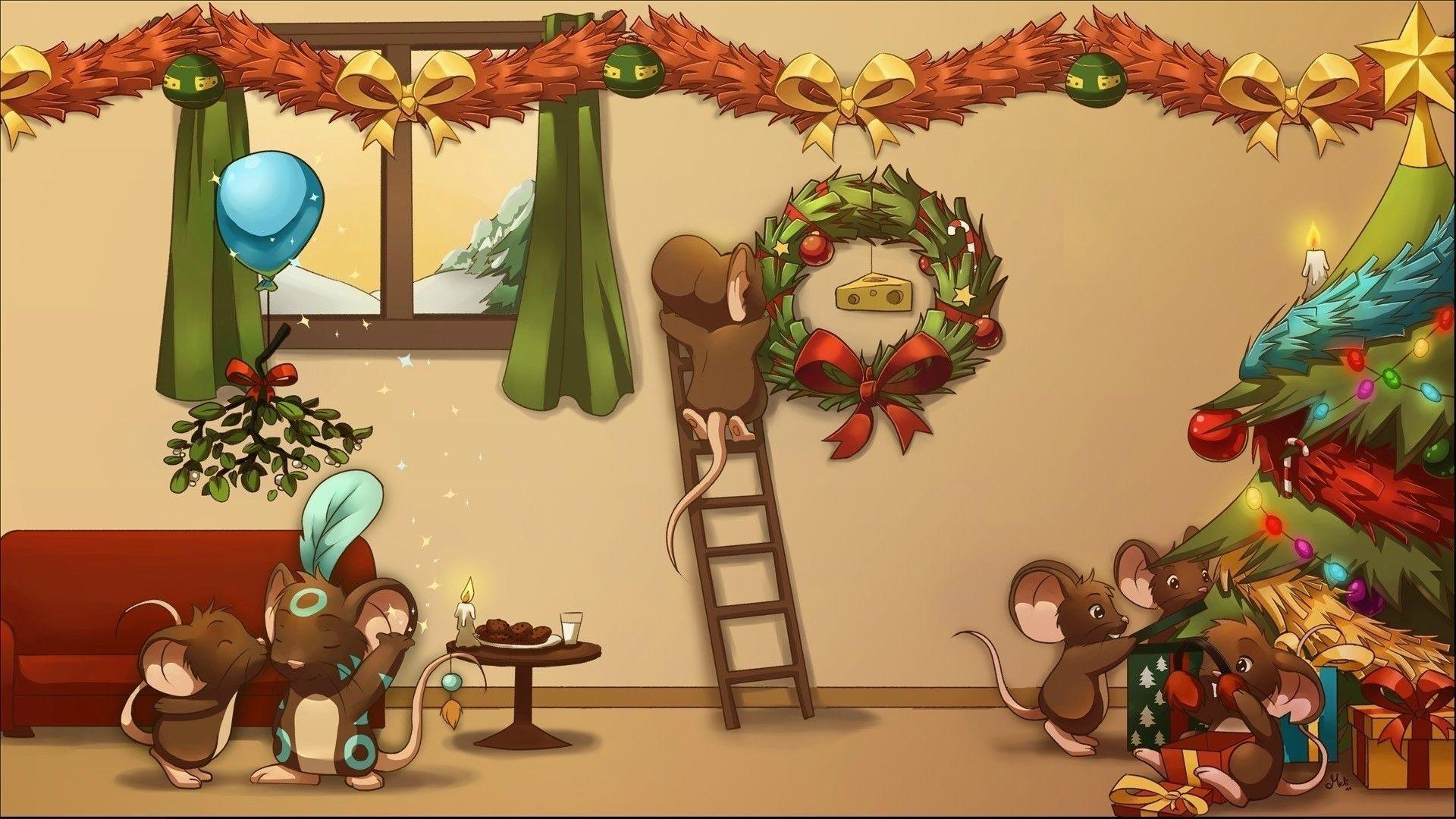 Transformice Christmas 2020 Video games christmas transformice wallpaper in 2020   Cartoon