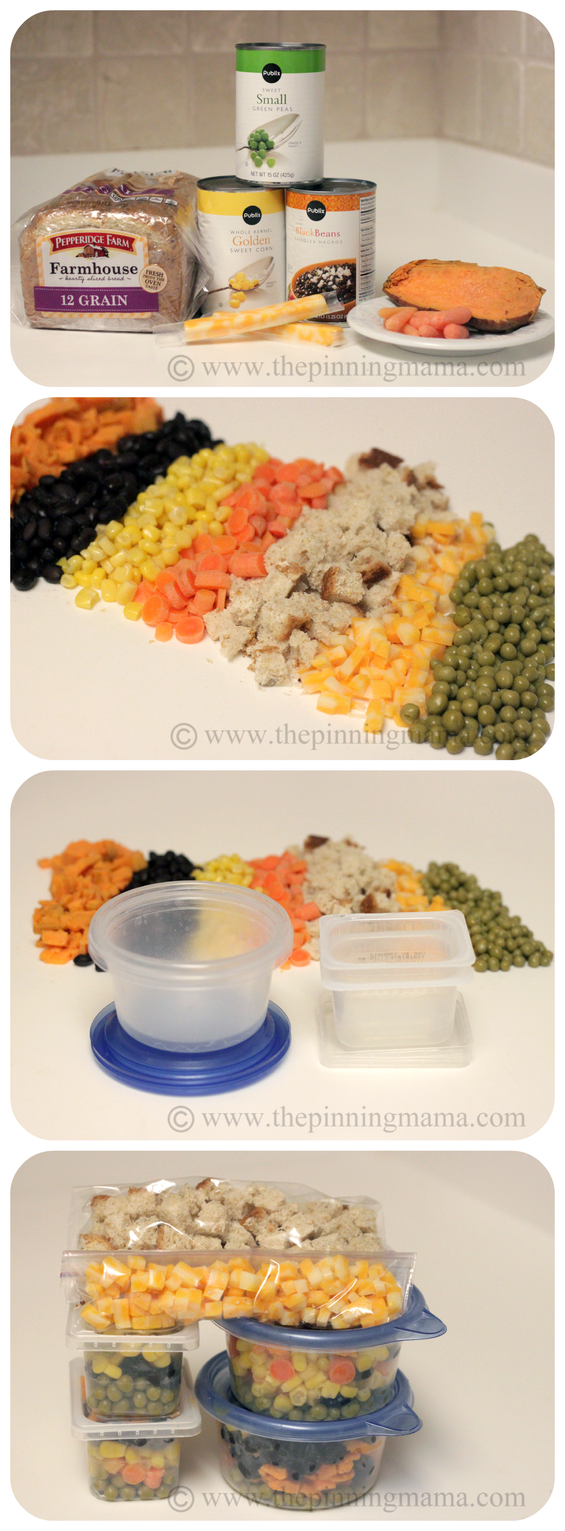 Healthy and Easy Baby Finger Foods for a babyled weaning