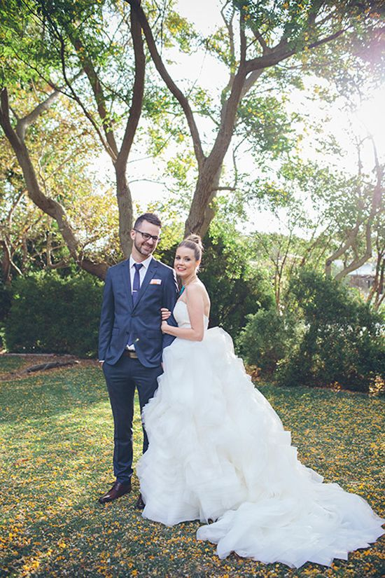 Kate And Anthony S Quirky Garden Wedding Jaw Dropping Wedding