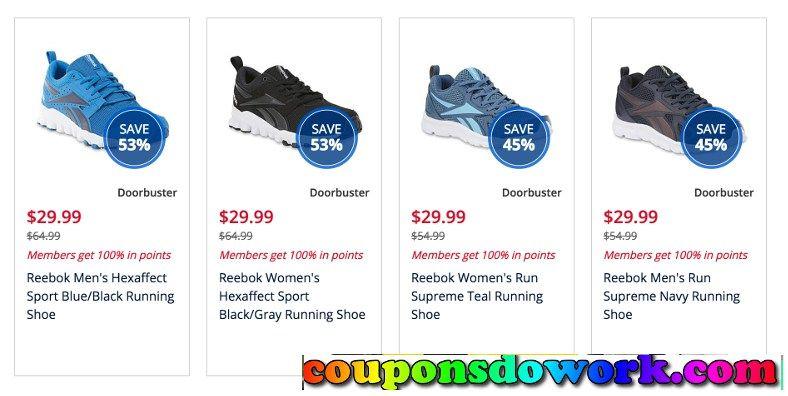 Sears  FREE Reebok Running Shoes + Free Store Pickup - http   couponsdowork 437b351c6