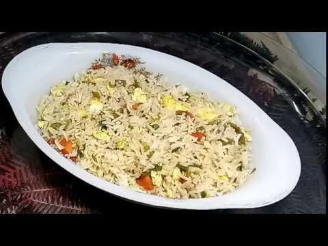Vegetable egg fried rice by recipes junction in urduhindi chinese vegetable egg fried rice by recipes junction in urduhindi forumfinder Choice Image