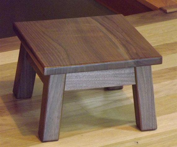 Custom Built All 100 Solid Black Walnut Wood Harvested From