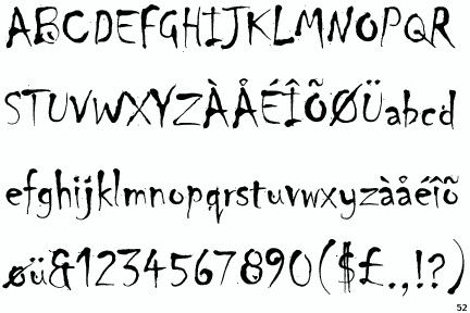 Chiller font to write BAD WOLF   Sketch notes, Fonts alphabet, Cool fonts