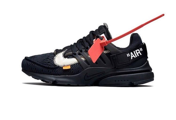 sélection premium 4dfb3 880e4 Pin by tylxr on shoes | Nike air presto black, White nikes ...