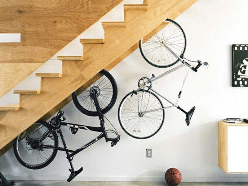 traumhaft k nenn sie ihr treppenhaus gestalten mit dem fahrrad wohnen. Black Bedroom Furniture Sets. Home Design Ideas