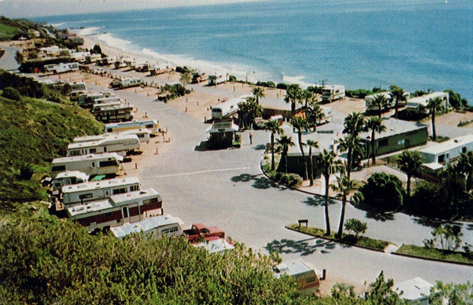 Malibu Beach Rv Park California