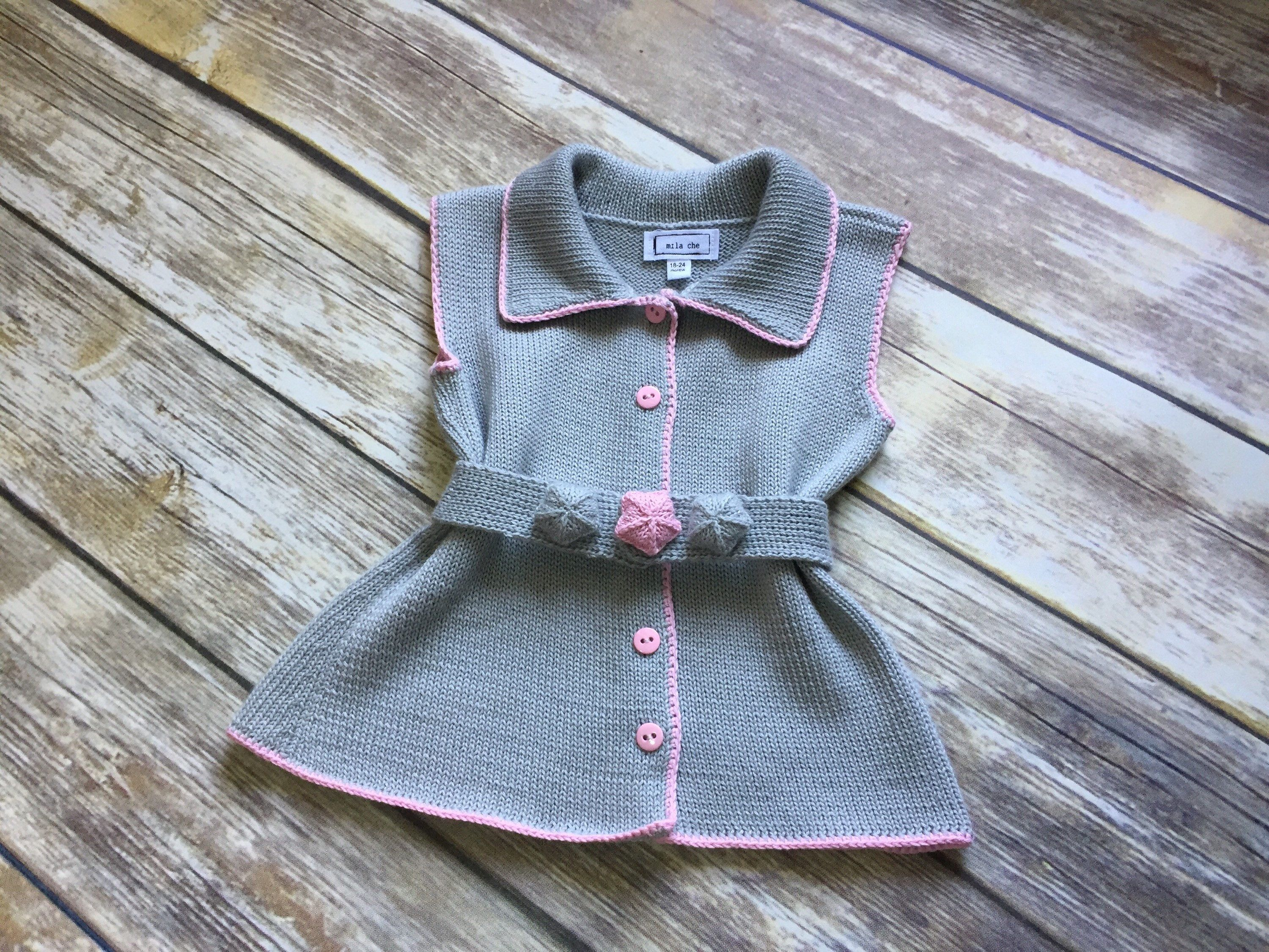 Mila Che knitwear Baby knitwear Baby clothes Baby cashmere Baby hats