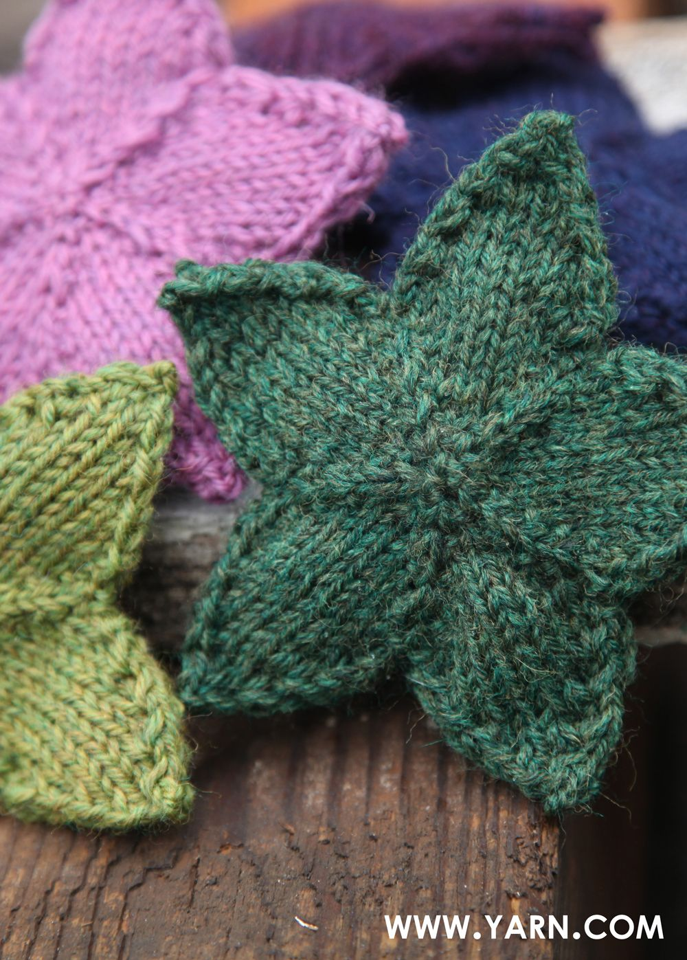 Tips For Knitting Quickly : How to join a small number of stitches in the round
