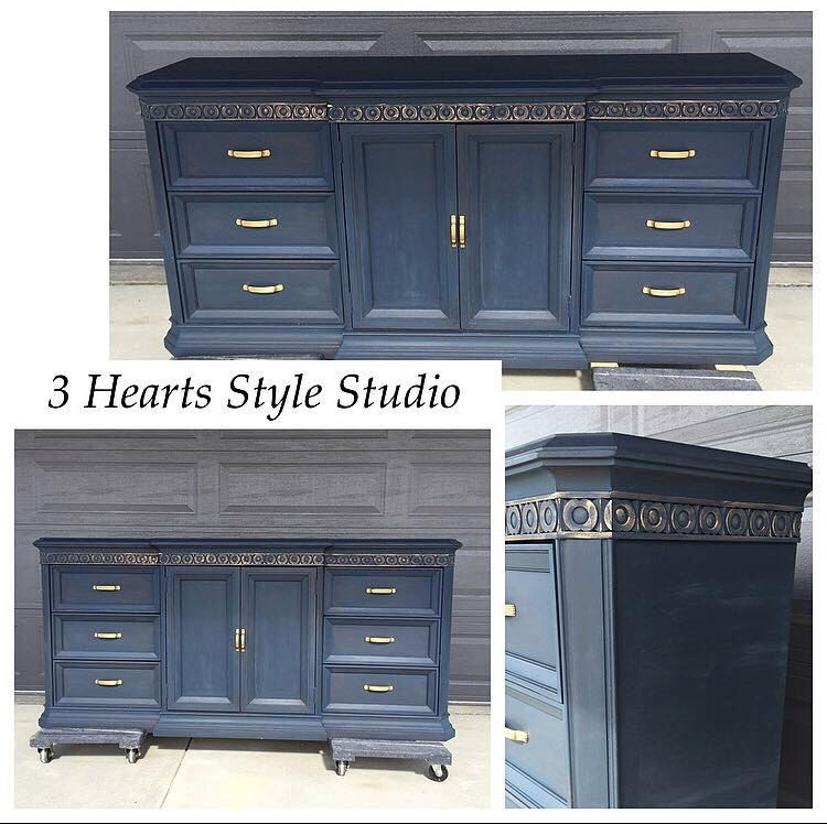 Navy Collection Painted Furniture
