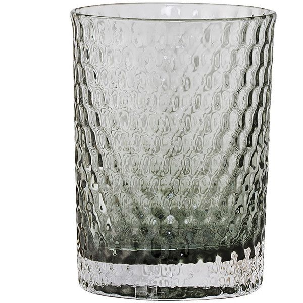 Bloomingville Glass Bathroom Tumbler Grey