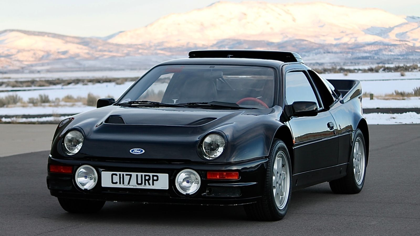 Become An 80s Homologation Hero With This Ford Rs200 In 2020