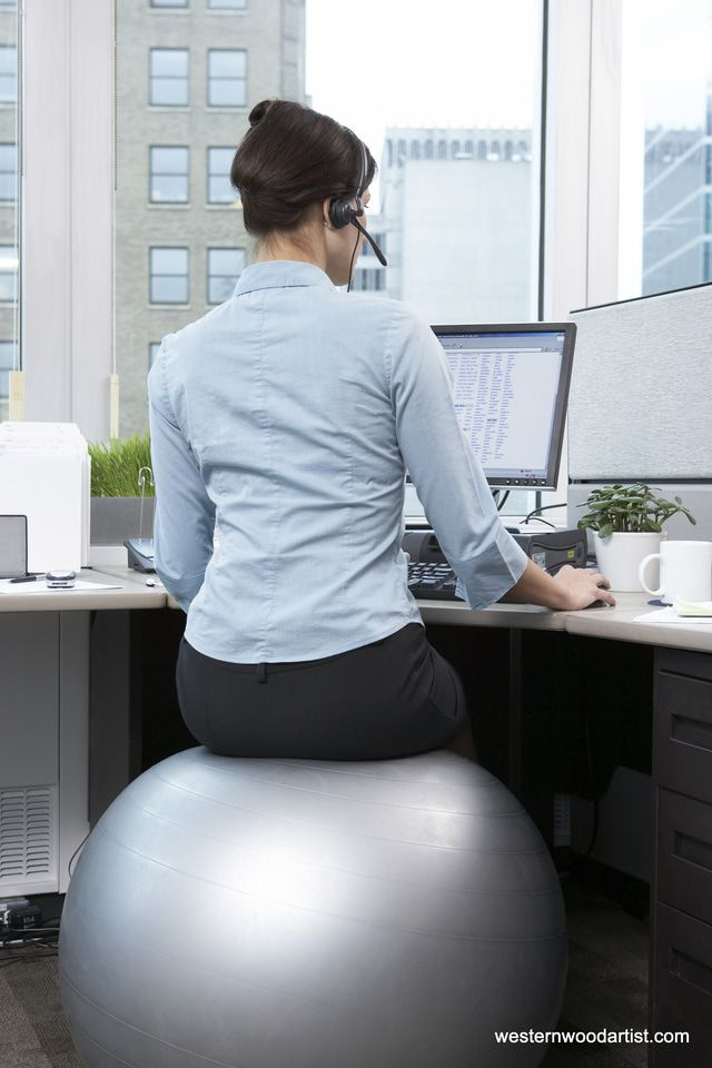 You Should Be Skeptical of Benefits From Active Sitting on ...