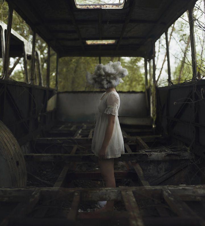 La fotografía de ensueño de Mikael Aldo - Antidepresivo