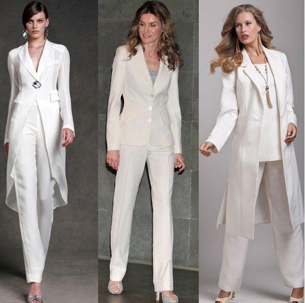 Женские белые костюмы купить
