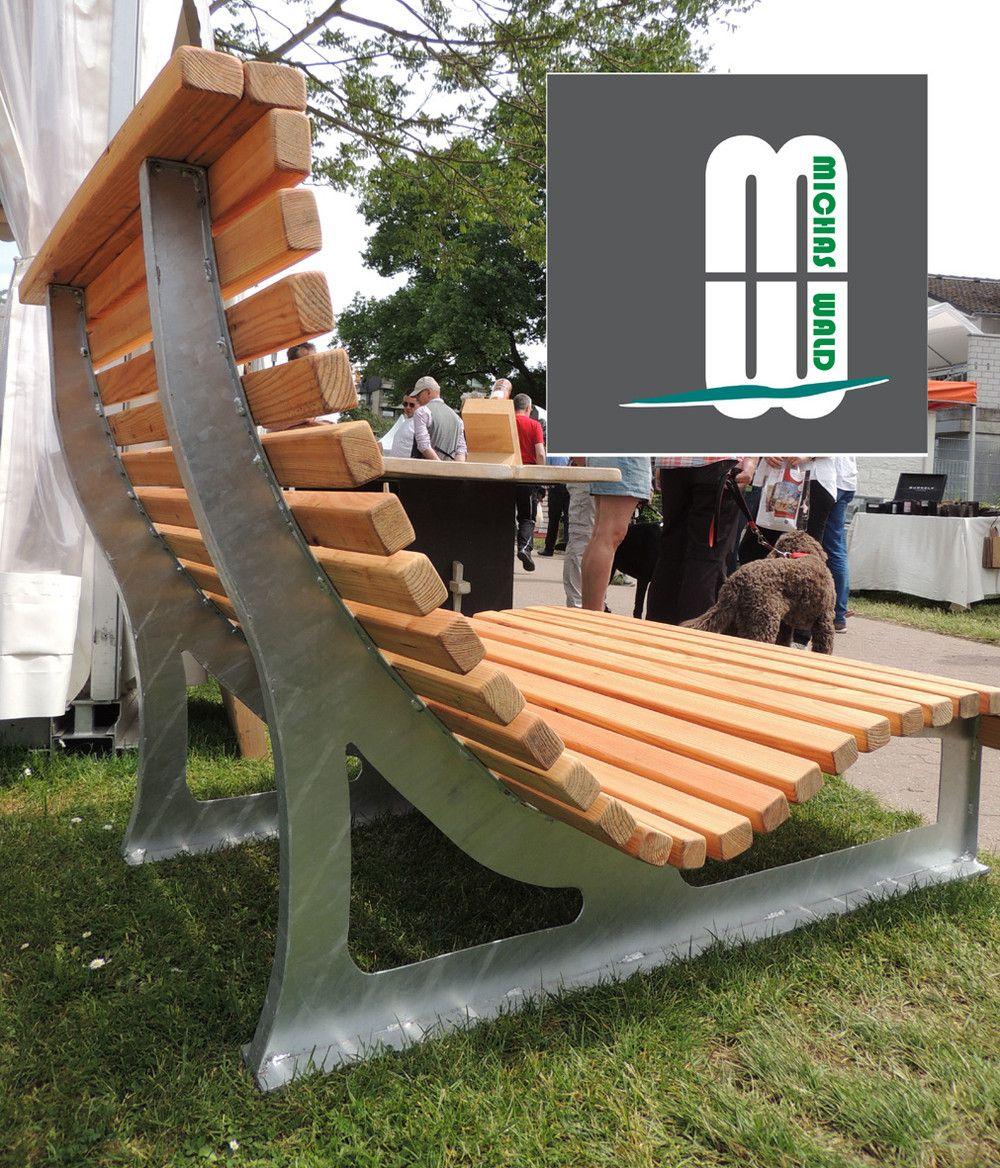 Gartenbänke Waldsofa Himmelsliege Garten Relaxliege Ein Designerstück Von Michaswald Bei Dawanda Relaxliege Garten Relaxliege Holzbank Garten