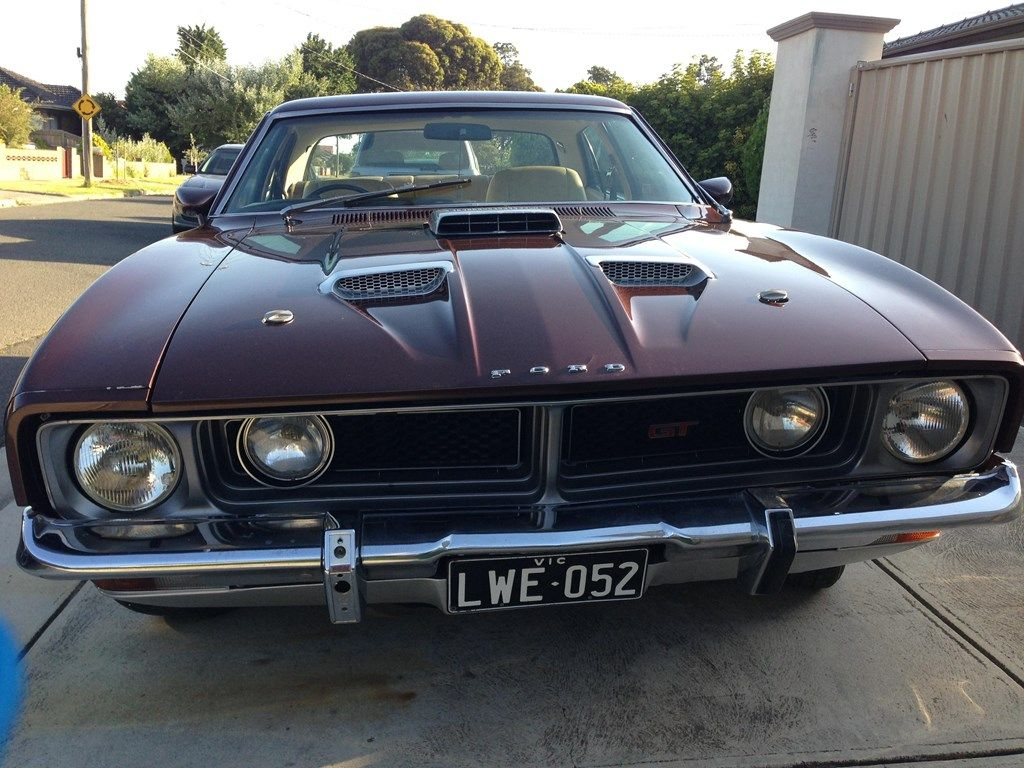1974 Ford Falcon Xb Gt For Sale 55 000 Nice 4 Doors Ford Falcon