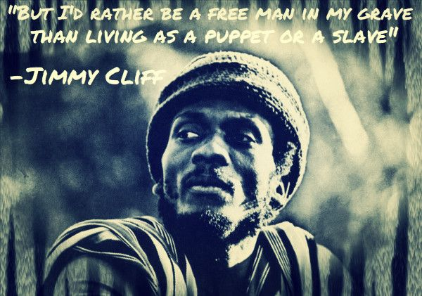 But I D Rather Be A Free Man In My Grave Cliff 600x421 Reggae Artists Reggae Reggae Music