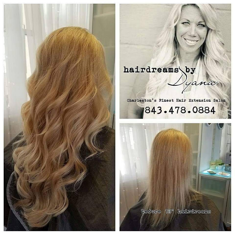 Hairdreams extensions salons