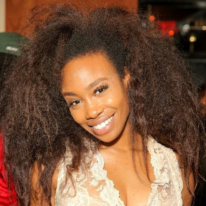 R Amp B Singer Sza Reveals Her Natural Hair Natural