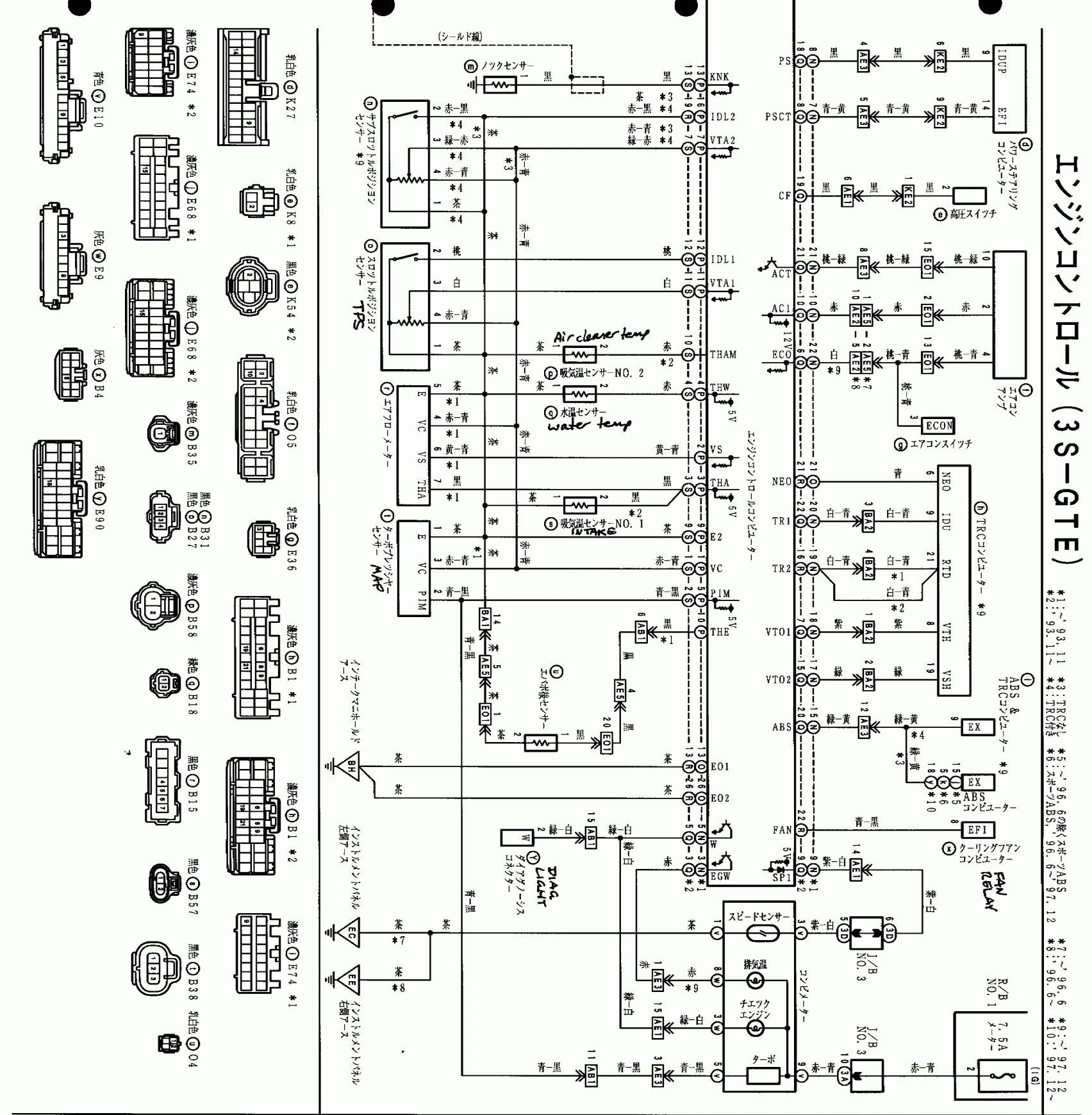 16  3s Fe Engine Control Wiring Diagram