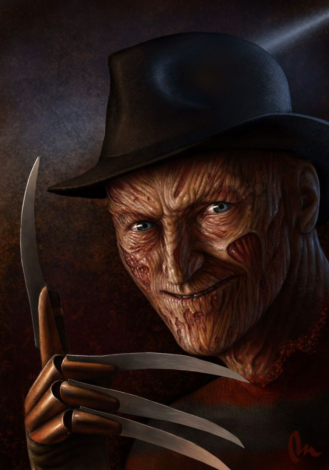 Awesome Art We\u0027ve Found Around The Net Halloween Horror Special