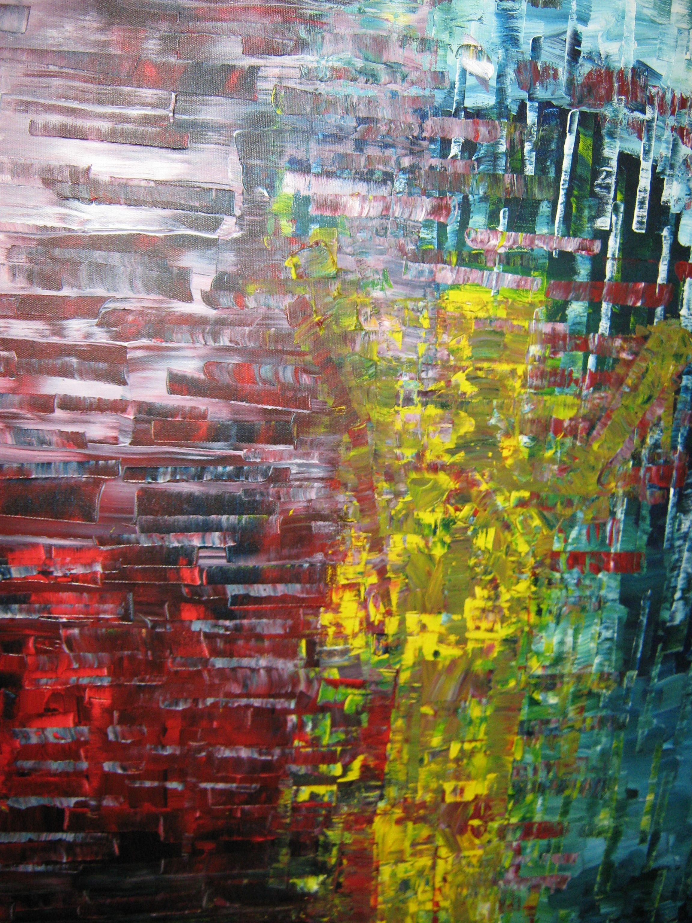 acryl on canvas 110x150